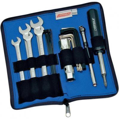 Trousse à outils Cruztools Kit Econokit H2 (Harley Davidson)