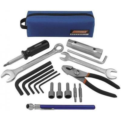 Trousse à outils Cruztools Speedkit (Harley Davidson)