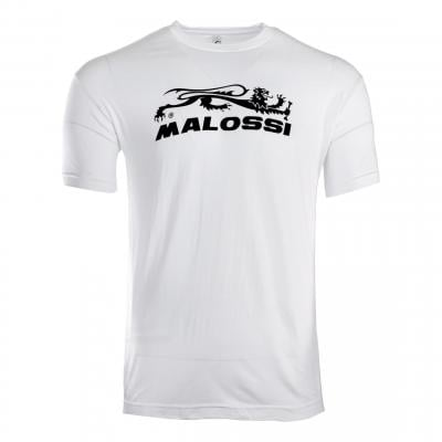 T.Shirt Malossi blanc