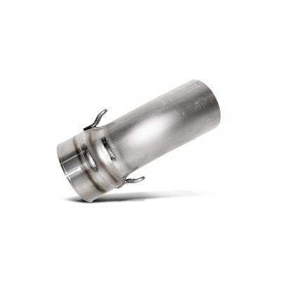 Tube de raccord Akrapovic Titanium position basse BMW R Nine T 14-16