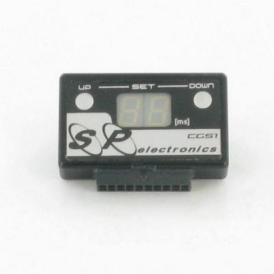 Unité de contrôle eBox pour Shifter Sp Electronics