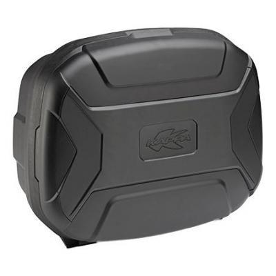 Valise latérale Kappa K-Vector 35 Litres noir
