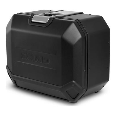 Valise latérale Shad Terra TR47L Black Edition noir (côté gauche)