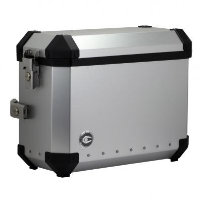 Valises latérales Coocase Aluminium X2 36 l. gris