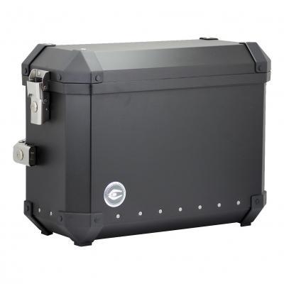 Valises latérales Coocase Aluminium X2 36 l. noir