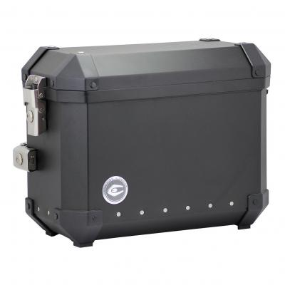 Valises latérales Coocase Aluminium X4 28 l. noir