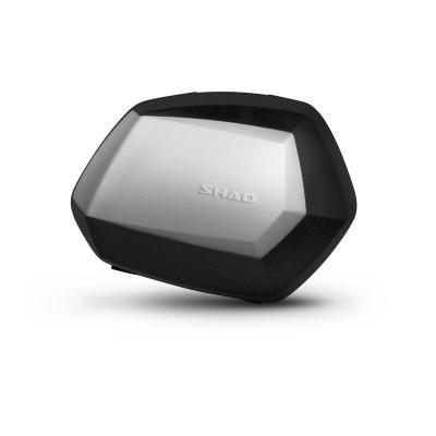Valises Shad SH35 finition aluminium (paire)