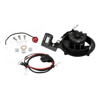 Ventilateur de radiateur Trail Tech Honda CRF 450 X 05-14