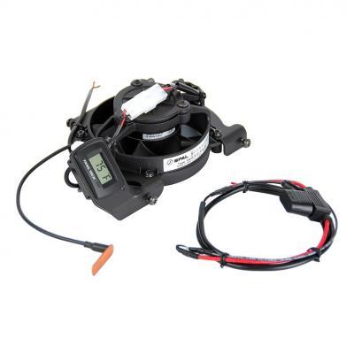 Ventilateur de radiateur Trail Tech KTM 450 EXC Racing 03-07
