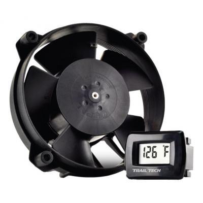 Ventilateur de radiateur Trail Tech universel