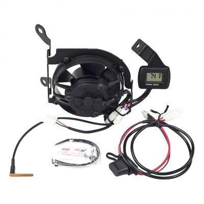 Ventilateur de radiateur Trail Tech Yamaha WR 450 F 12-15