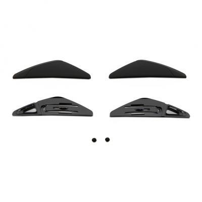 Ventilation supérieur Shoei NXR noir mat