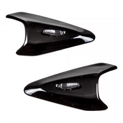 Ventilations supérieures Arai pour casques Viper/Astro Light/Tour X3 noir