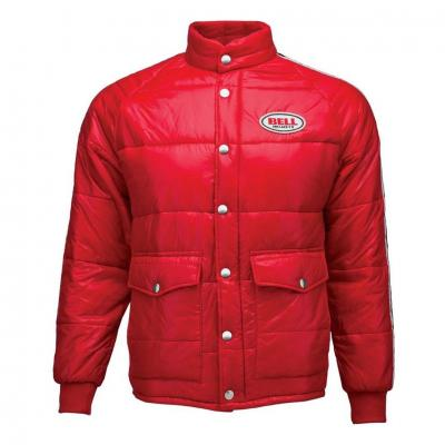 Veste Bell Classic Puffy rouge