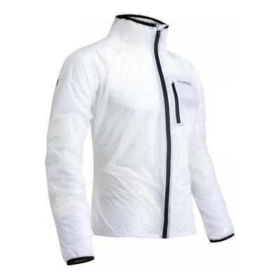 Veste de pluie Acerbis Dek Pack blanc