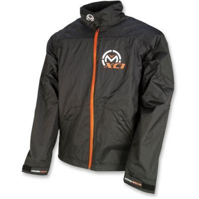 Veste de pluie enfant Moose Racing XC1 RAIN noir