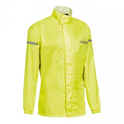 Veste de pluie femme Ixon Compact jaune vif