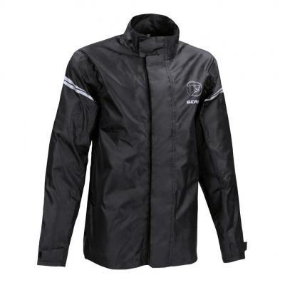 Veste de pluie longue Bering Toriano noir
