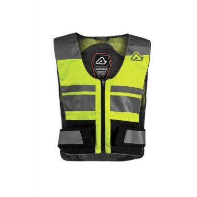 Veste de protection Acerbis Freeway jaune