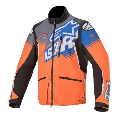 Veste enduro Alpinestars Venture R gris/orange
