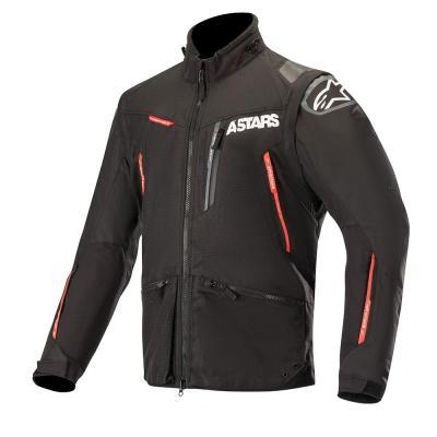 Veste enduro Alpinestars Venture R noir/rouge