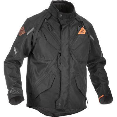 Veste enduro Fly Racing Patrol Jacket noire