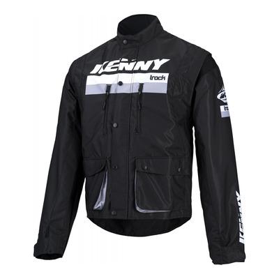 Veste enduro Kenny Track noir 2022