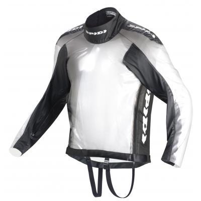 Veste imperméable Spidi WWR EVO noir/transparent