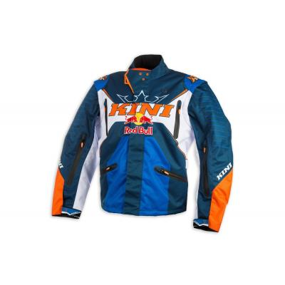Veste Kini Red Bull Competition bleu marine/orange
