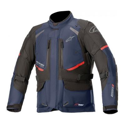 Veste textile Alpinestars Andes V3 Drystar bleu foncé/noir