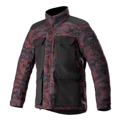 Veste textile Alpinestars City Pro Drystar® camouflage/noir