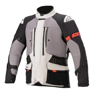 Veste textile Alpinestars Ketchum Gore-Tex Ice gris/gris foncé/noir