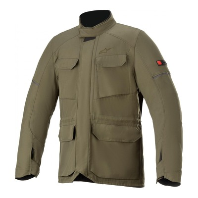 Veste textile Alpinestars Maverick Waterproof Forest
