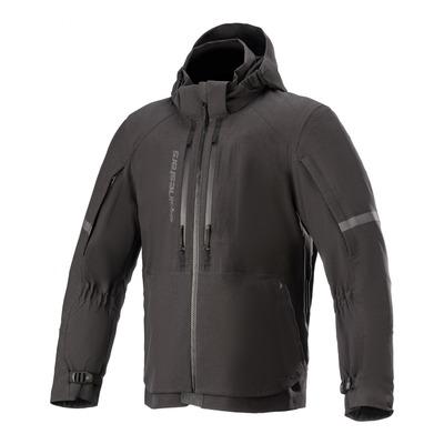 Veste textile Alpinestars Sirius Drystar® Techshell mélange noir