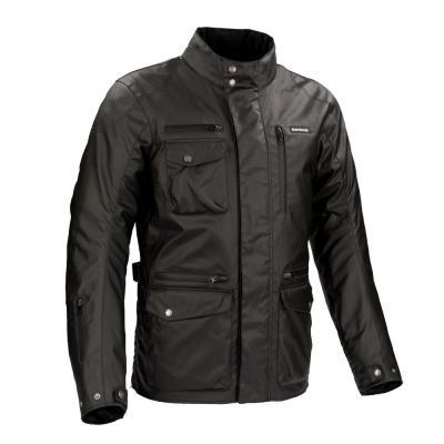 Veste textile Bering Benton noir