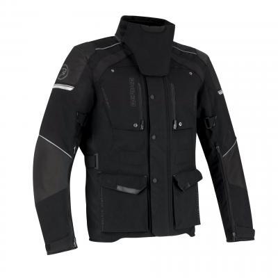 Veste textile Bering Bronco noir
