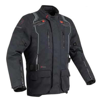 Veste textile Bering Flagstaff noir