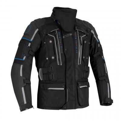 Veste textile Bering Santiago noir/gris