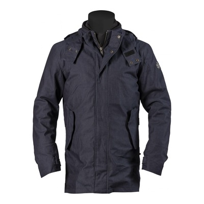 Veste textile Helstons Fall Coat bleu