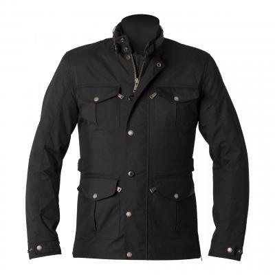 Veste textile Helstons Field noir