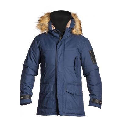 Veste textile Helstons Polar bleu