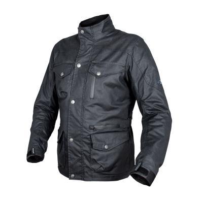Veste textile Hevik Portland noir