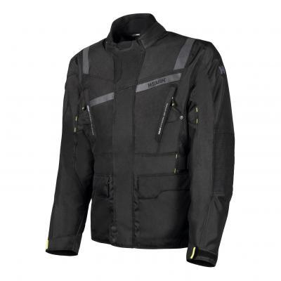 Veste textile Hevik Stelvio noir