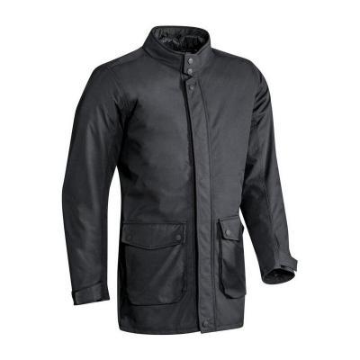 Veste textile Ixon TRAFALGAR noir