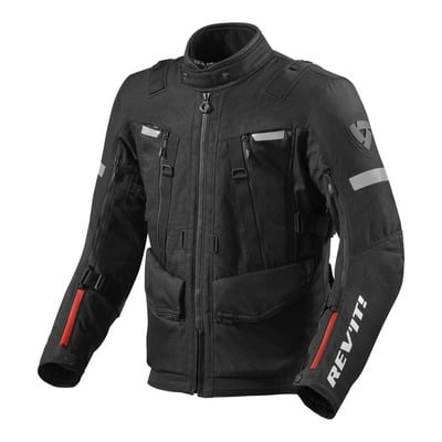 Veste textile Rev'it Sand 4 H2O noir
