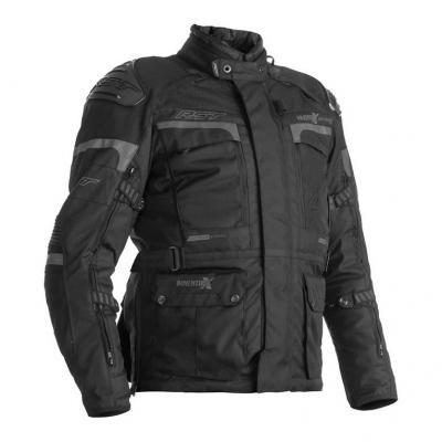 Veste textile RST Adventure-X Airbag noir