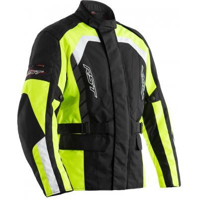 Veste textile RST Alpha 5 noir/jaune