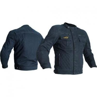 Veste textile RST Iom TT Classic III courte navy