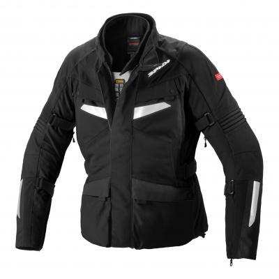 Veste textile Spidi Alpentrophy noir