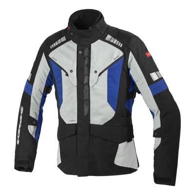 Veste textile Spidi Outlander Ice/bleu/noir